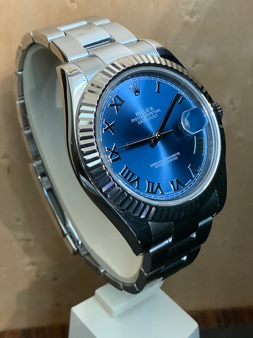 Rolex Datejust II LC EU - Blue
