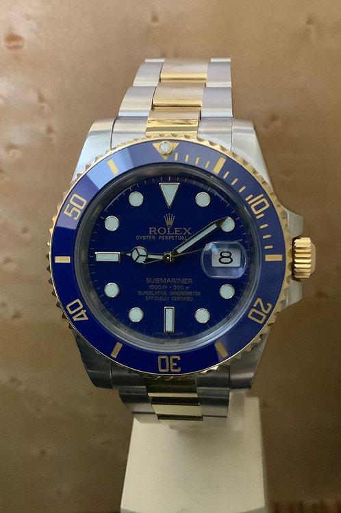 Rolex Submariner Date LC 100 - Bicolor