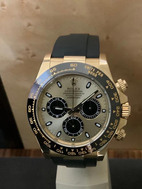 Rolex Daytona Gelbgold Oysterflex-LC EU