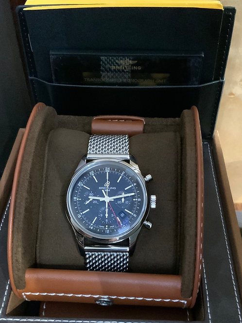Breitling Transocean Chronograph Gmt Limited
