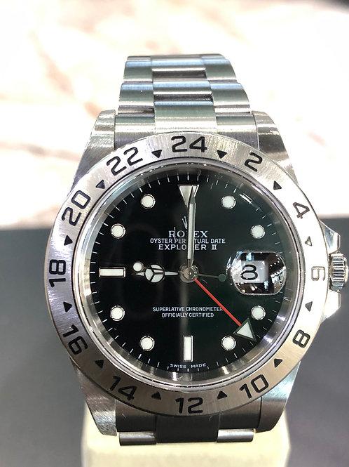 Rolex Explorer II LC 100