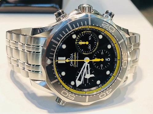 Omega Seamaster Diver 300 M Verklebt