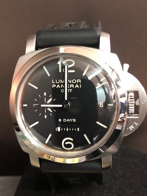 Panerai Luminor 1950 8 Days GMT