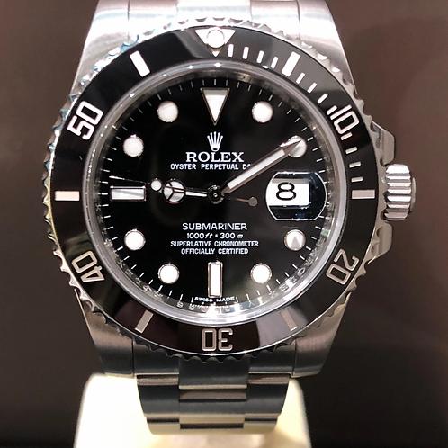 Rolex Submariner Date Lc 100 - 2011