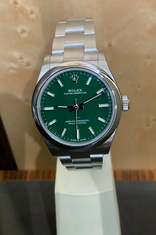 Rolex Oyster Perpetual 31 Dial Novelty 2020
