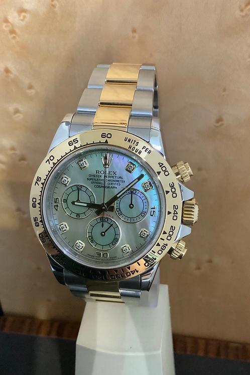 Rolex Daytona Bicolor - MOP, APH Dial