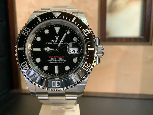 Rolex Sea-Dweller LC EU