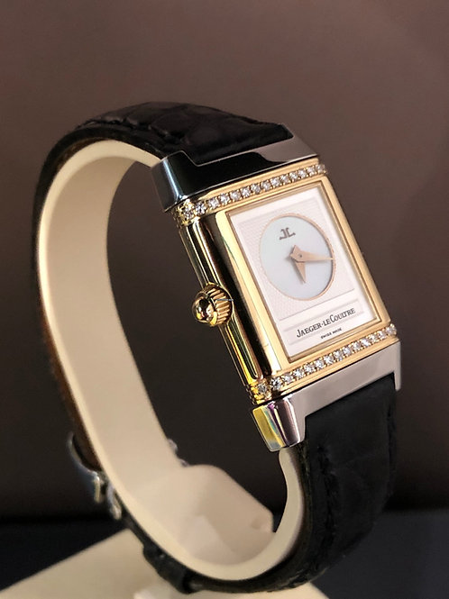 Jaeger-LeCoultre Reverso Duetto Perlmut