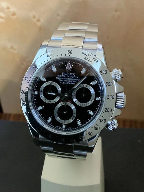 Rolex Daytona - Schwarz