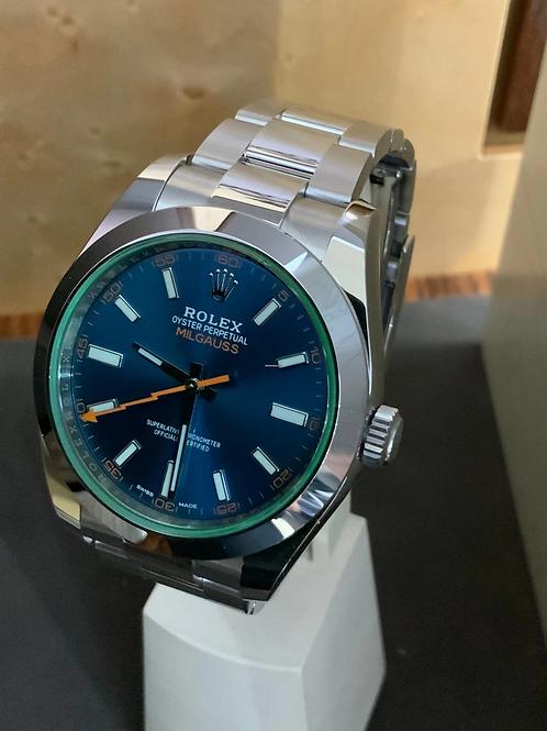 Rolex Milgauss LC 100 -10/2020