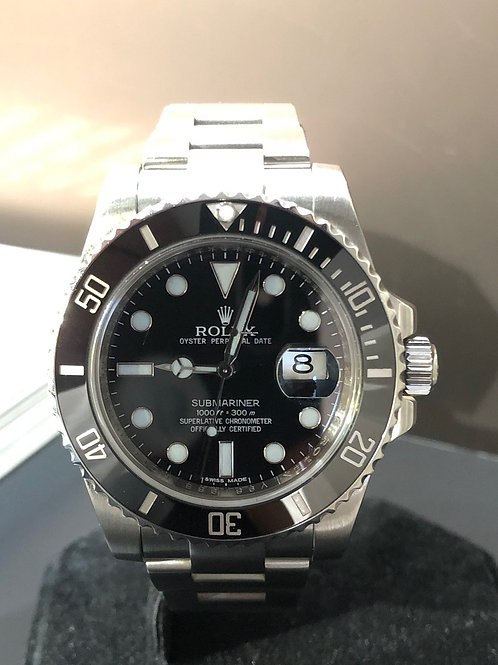 Rolex Submariner Date - 2011