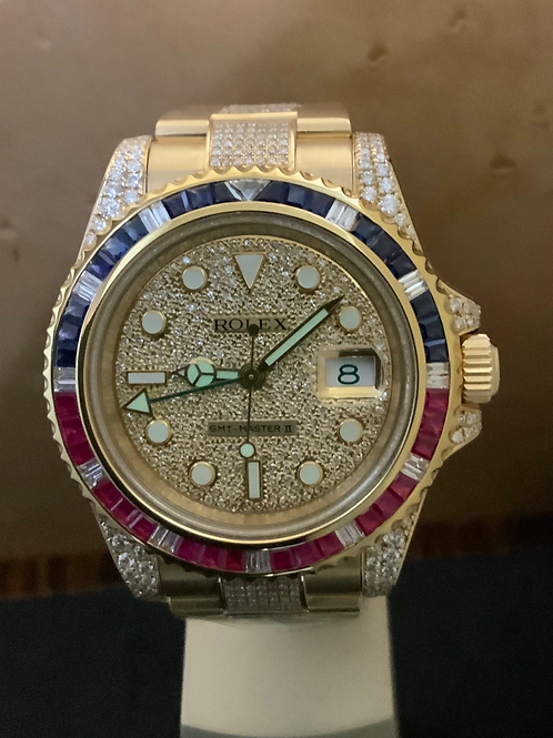 Rolex GMT-Master II - After