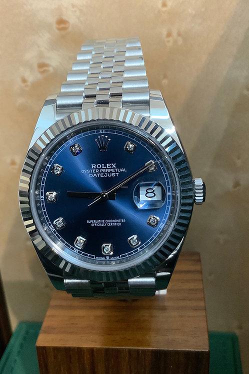 Rolex Datejust LC EU FACTORY DIAMOND