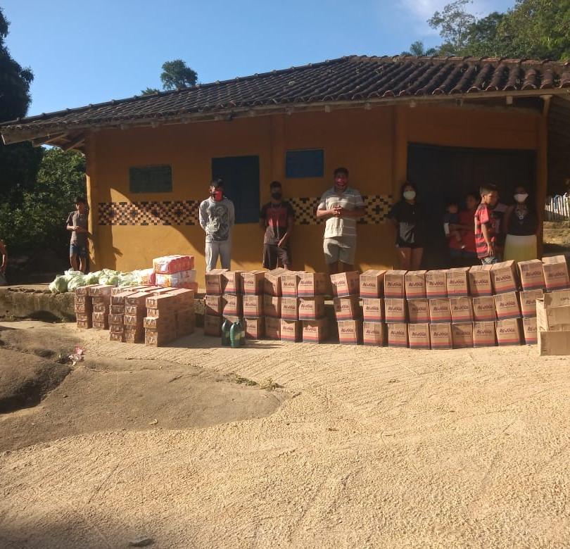 Projeto: A Fome Não Espera