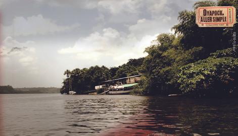 Fleuve Oyapock