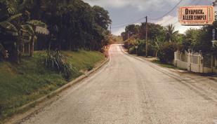 Route des plages (Cayenne)