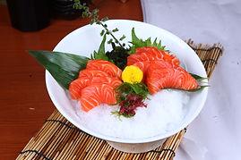 salmon sashimi 25.80.JPG