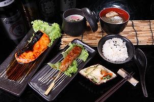 SS12 Salmon Teriyaki Set.JPG