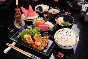 07_Teriyaki Butterfish & Sashimi Set.JPG