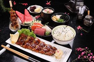 02_Unagi & Sashimi Set.JPG