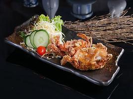 5. Soft shell crab Karaage (2).JPG