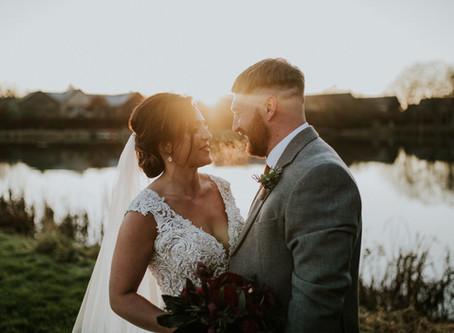 Lynsey & Ross' Hogmanay Wedding!
