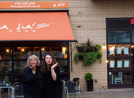 Ju Ju's Cafe turns 10 years old this summer!