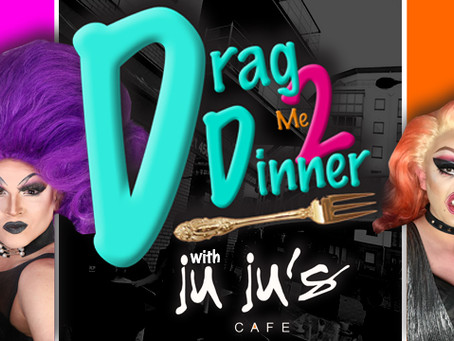 September, October and November events at Ju Ju's Cafe!