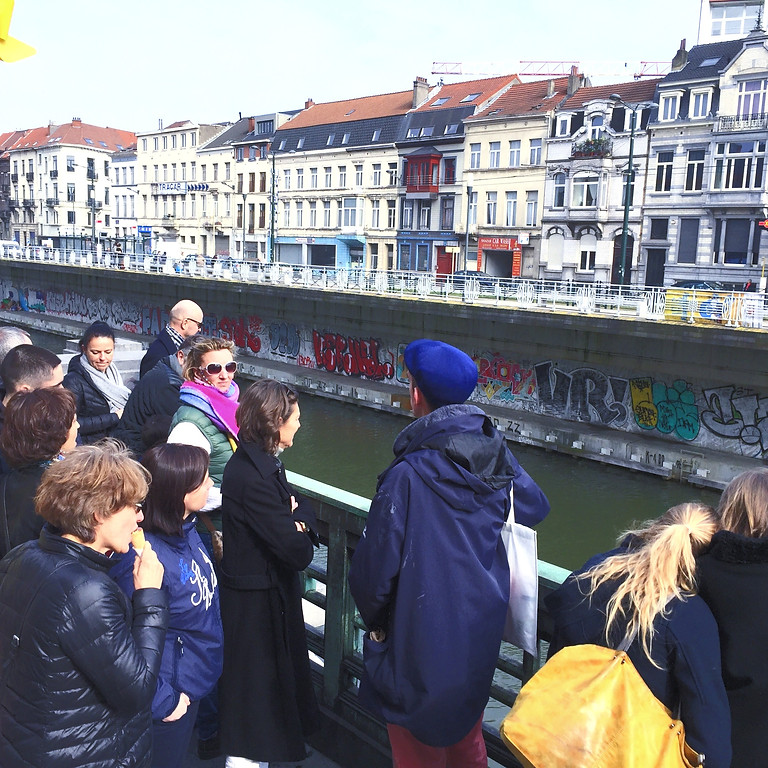 Visite guidée graffiti et street art (FR)