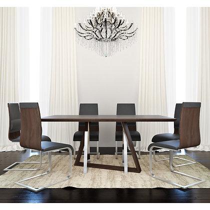 Drake/Veneta 7pc Dining Set