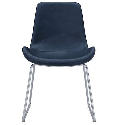 Otis Accent Chair in Blue