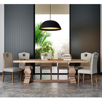 Takhur/Elise 7pc Dining Set