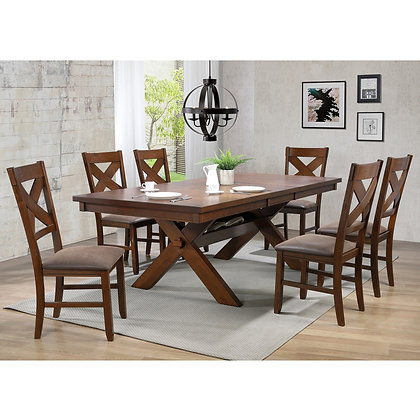 Nashville 7pc Dining Set