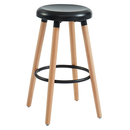 "Viva 26"" Counter Stool in Natural 2pk"