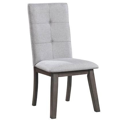 Ashland Side Chair in Grey 2pk