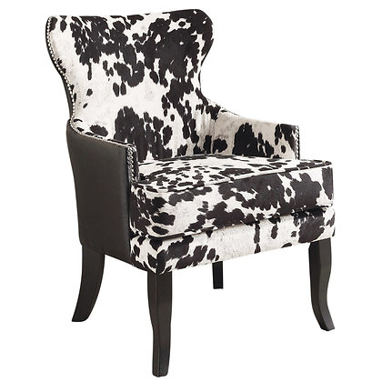 Angus II Accent Chair in Black