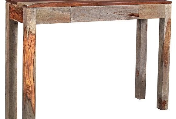 Idris Console Table in Grey 2-Tone