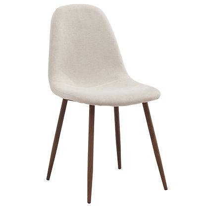 Lyna Side Chair in Beige  4pk
