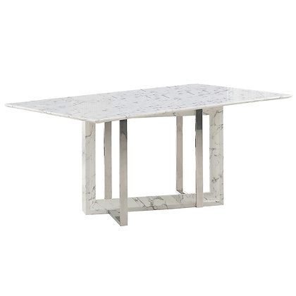 Lloyd Dining Table in White