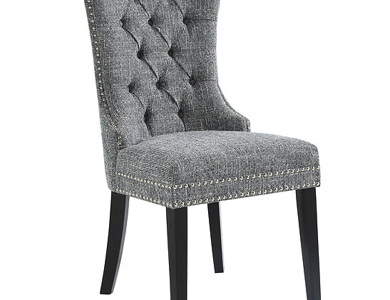 Gusto Side Chair in Grey Blend 2pk