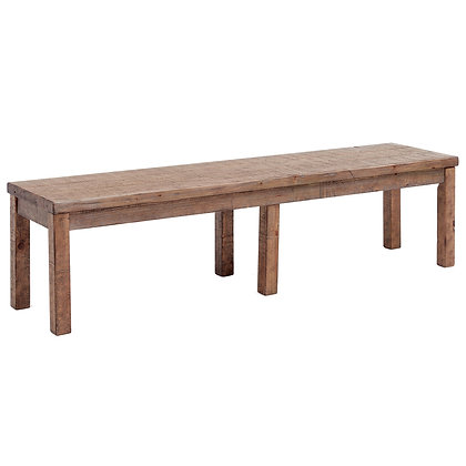 Lakeview Double Bench in Vintage Pine