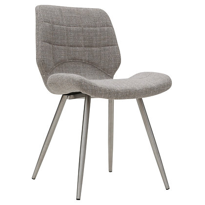 Cooper Side Chair in Beige Blend 2pk