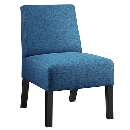 Tino Accent Chair in Blue