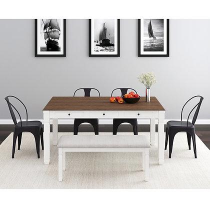 Highlands/Tivo 6pc Dining Set