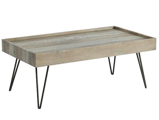 Vista Coffee Table in Antique Grey