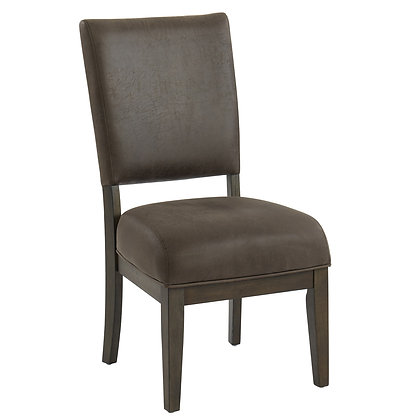 Forrest Side Chair in Grey 2pk