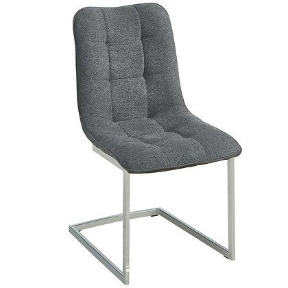 Galyn Side Chair in Grey 2pk