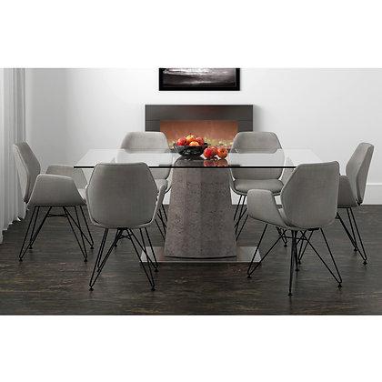 Shard/Zane 7pc Dining Set