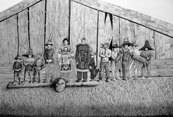 """Klart Reech's House, Chilka, Alaska"