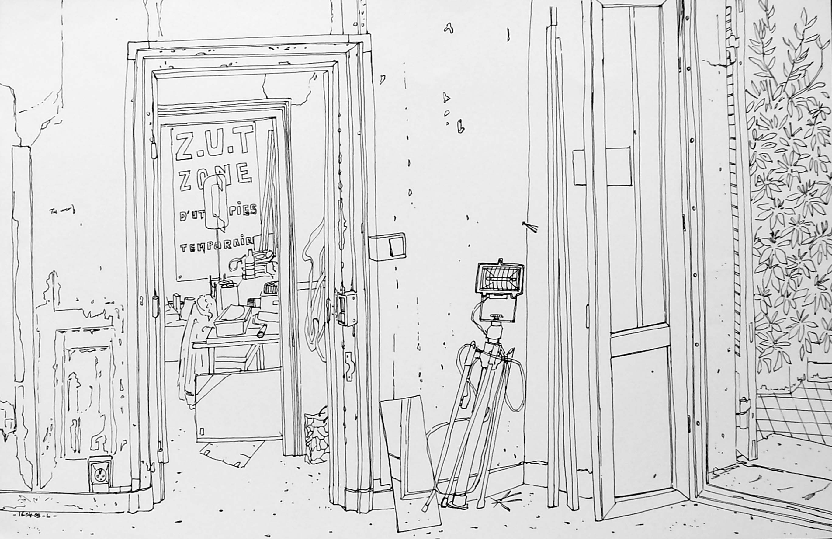 """""""Atelier de Saint-Denis"""", 15"""